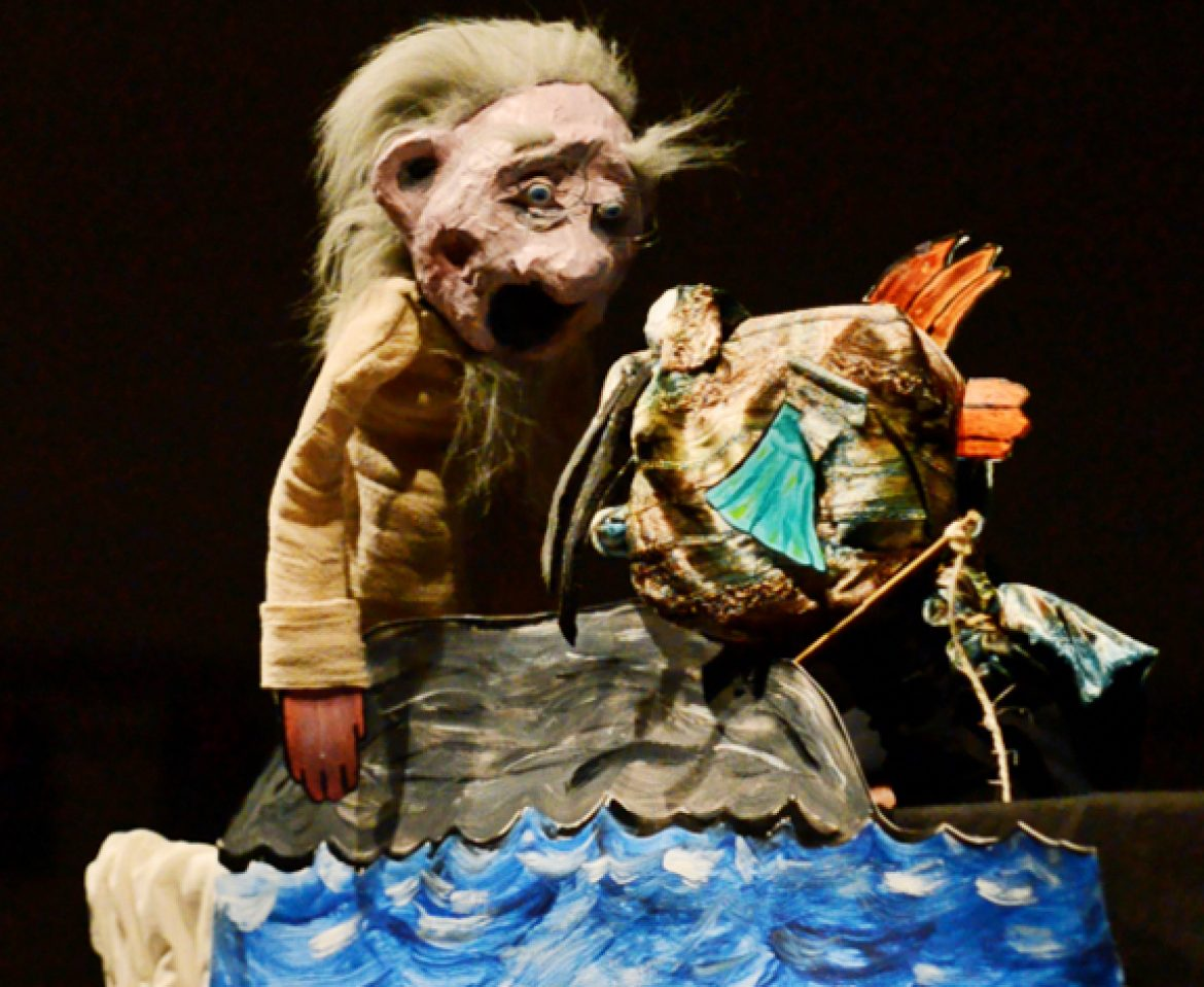 The Fisherman and his Wife – Children's Puppet Opera