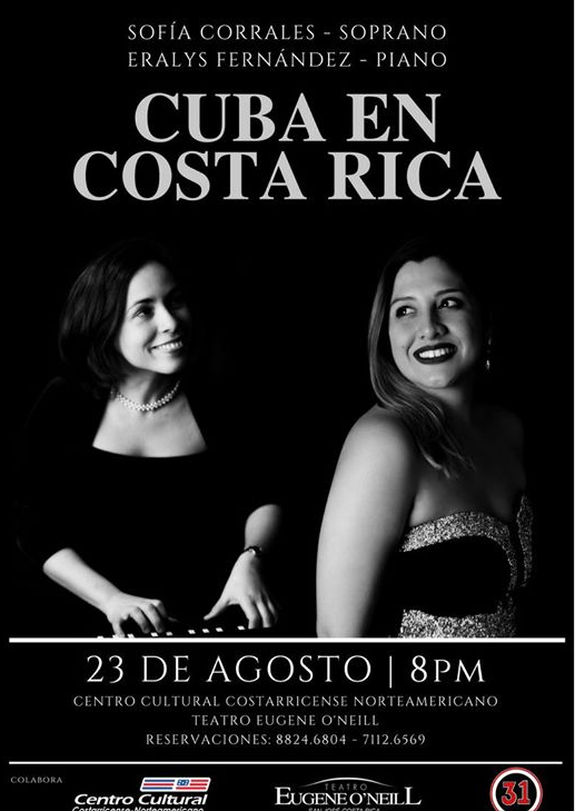 Concert in Costa Rica